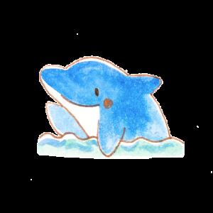 イルカアイコン