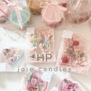joie candles HP